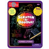 Scratch A Doodle - Horse Activity Tin