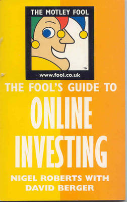 Fool's Guide to Online-Investing by David Berger image