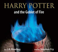 Harry Potter and the Goblet of Fire by J.K. Rowling image
