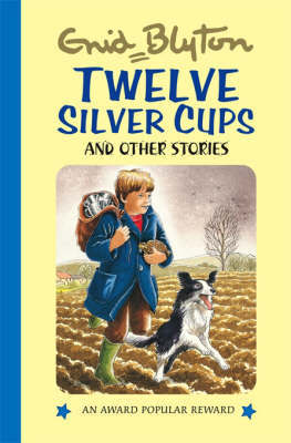 Twelve Silver Cups by Enid Blyton image