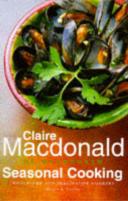 Seasonal Cooking by Claire MacDonald image