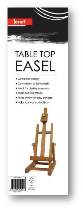 Jasart Mini Tabletop Easel FSC100 image