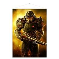 Doom: Wallscroll - Doom Marine