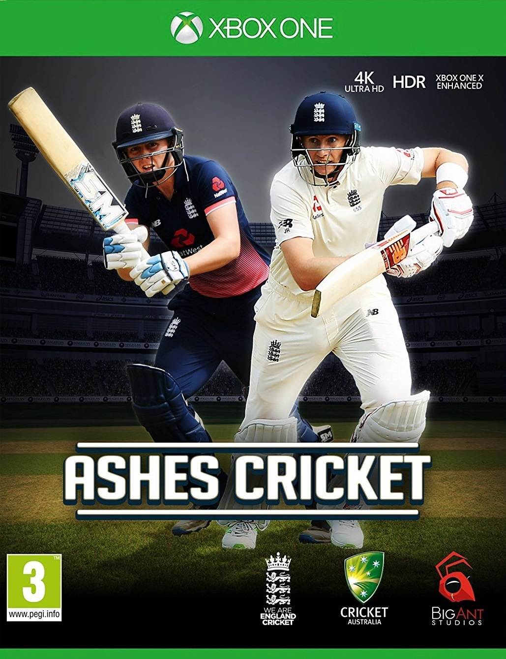 Ashes Cricket for Xbox One image