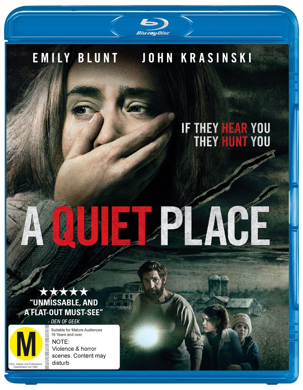 A Quiet Place on Blu-ray image