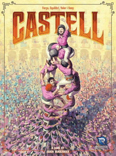 Castell - Board Game