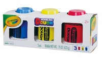 Crayola: Dough - 3-Pack (Assorted Colours)