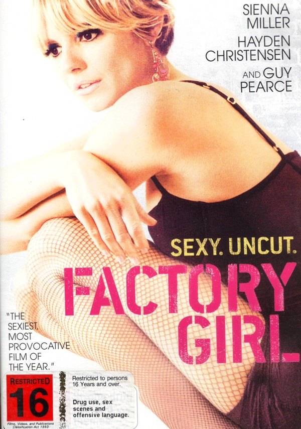 Factory Girl on DVD image