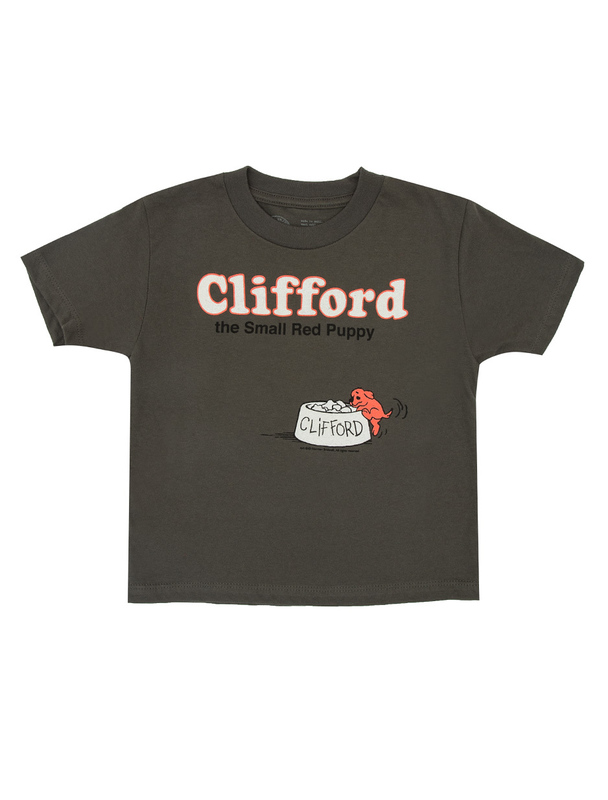 Clifford the Small Red Puppy Kids 4 Yr