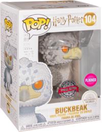 Harry Potter: Buckbeak (Flocked) - Pop! Vinyl Figure image