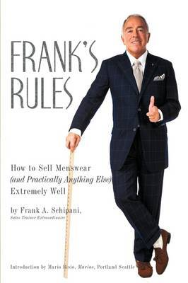 Frank's Rules by Frank A. Schipani image