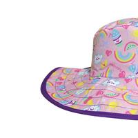 Banz Carewear: Reversible Sunhat - Rainbow (2 years)