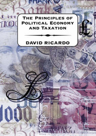 The Principles of Political Economy and Taxation by David Ricardo image