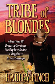 Tribe of Blondes by Hadley Finch image