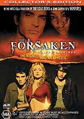 The Forsaken on DVD