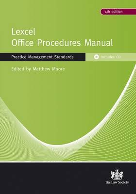 Lexcel Office Procedures Manual by Matthew Moore