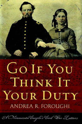 Go If You Think it Your Duty by Andrea R. Foroughi