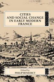 Cities and Social Change in Early Modern France image