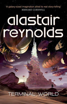 Terminal World (large) by Alastair Reynolds image