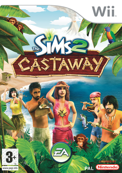 The Sims 2: Castaway for Nintendo Wii image
