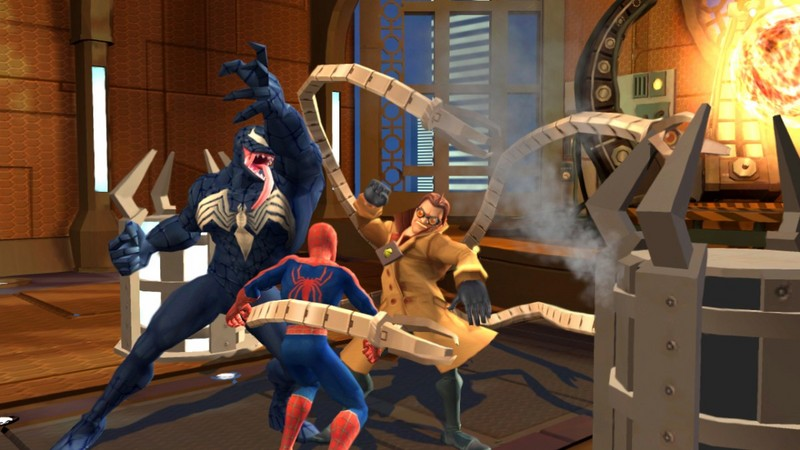 Spider-Man: Friend or Foe for PC Games image