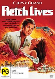 Fletch Lives on DVD