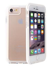 Uniq Hybrid Apple iPhone 7 Combat Blanc - White