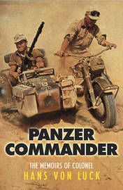 Panzer Commander by Hans Von Luck image
