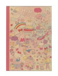 Hello Kitty: Sanrio Collection - B5 Notebook (Hello Kitty)