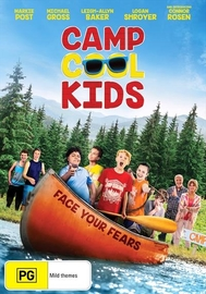 Camp Cool Kids on DVD
