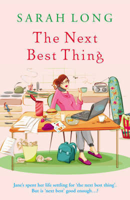 The Next Best Thing by Sarah Long image
