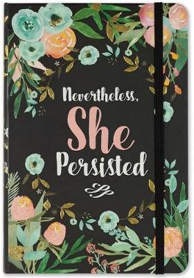 Nevertheless, She Persisted Dot Matrix Notebook