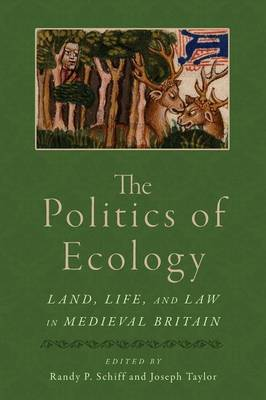Politics of Ecology by Randy P Schiff image