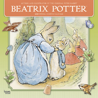 Beatrix Potter 2019 Square Wall Calendar by Inc Browntrout Publishers