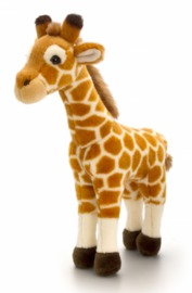 "Keel Toys: Giraffe - 9"" Wildlife Plush"