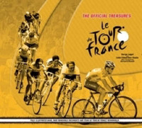 The Official Treasures of Le Tour De France by Serge Laget image