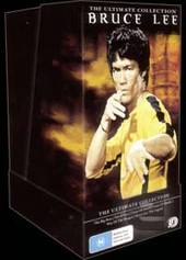 Bruce Lee - The Ultimate Collection (Hong Kong Legends) (8 Disc Box Set) on DVD