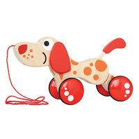 Hape: Walk-A-Long Puppy