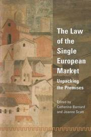 The Law of the Single European Market image