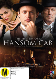 Mystery of the Hansom Cab on DVD