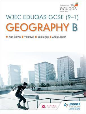 WJEC Eduqas GCSE (9-1) Geography B by Andy Owen image