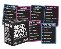 Bed, Wed, Dead - Party Game