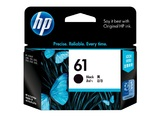 HP 61 Ink Cartridge CH561WA (Black)