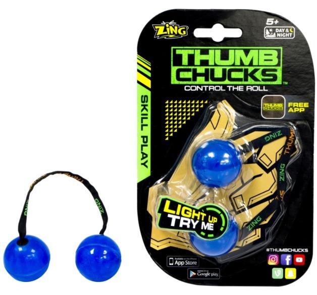 Thumb Chucks - Assorted Colours