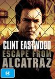 Escape from Alcatraz on DVD