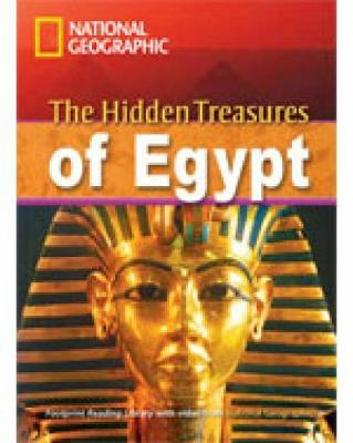 Egypt Hidden Treasures: 2600 Headwords by National Geographic