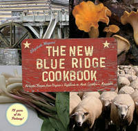 The New Blue Ridge Cookbook by Elizabeth Wiegand image