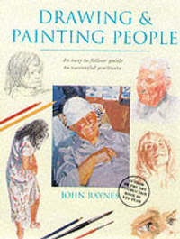 Drawing and Painting People by John Raynes image