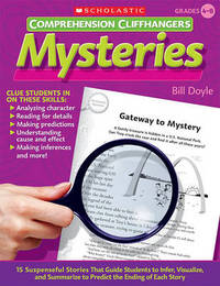 Comprehension Cliffhangers: Mysteries by Bill Doyle image