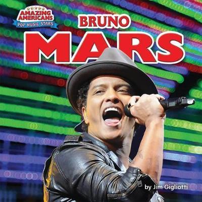 Bruno Mars by Jim Gigliotti